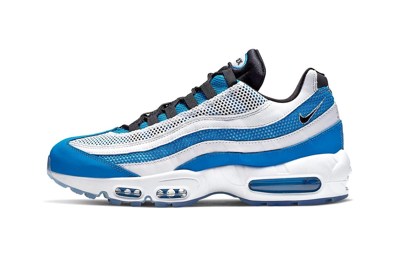 air max 95 mens blue