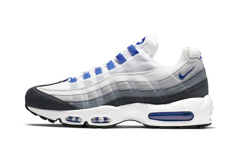 """Nike's Air Max 95 Suits up in OG """"Racer Blue"""""""