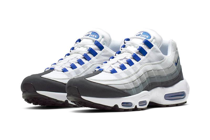 Nike Air Max 95 Racer Blue anthracite grey white og air max day