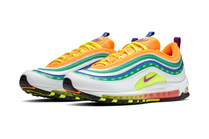 "Nike Air Max 97 ""London Summer of Love"" Release nike on air Jasmine Lasode air max day"