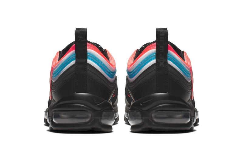 Nike Air Max 97 'Neon Seoul' Release Date Day sneakers shoes design contest winner celebrations