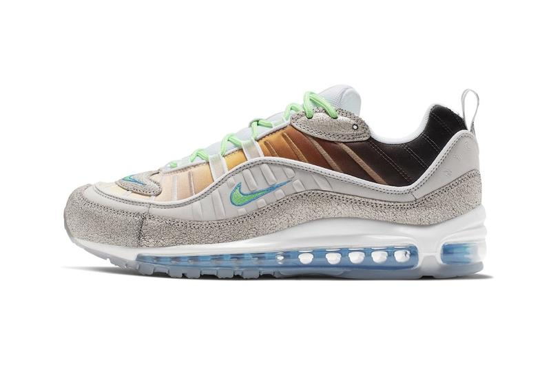 """Nike Air Max 98 """"La Mezcla"""" Release Info on Air collection sneakers shoes footwear"""