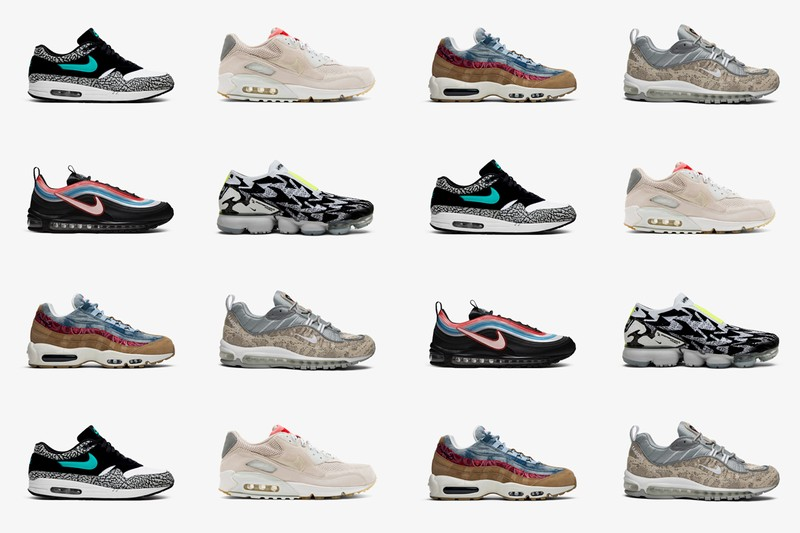Six of the Most Coveted Nike Air Max Sneakers