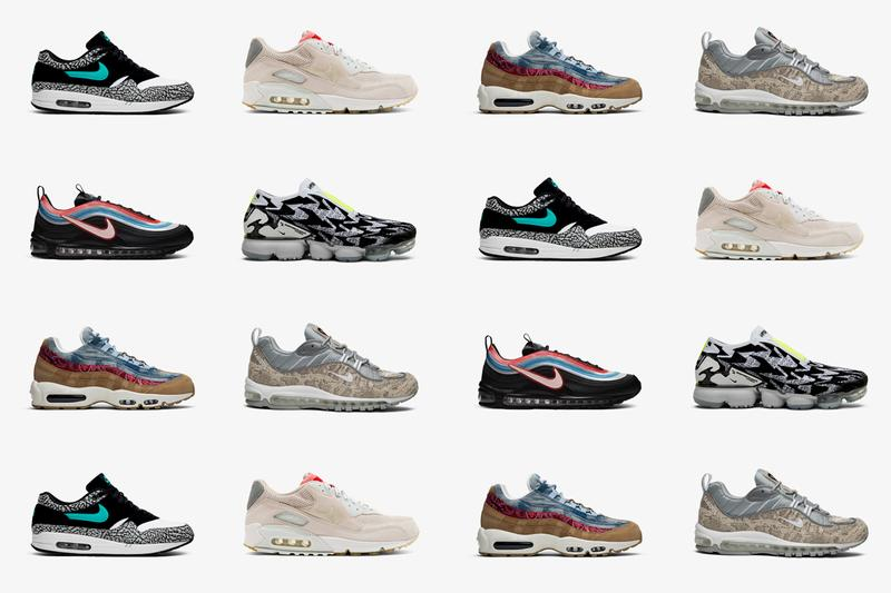 GOAT Honors Air Max Day 2019 With Best Colorways  atmos supreme wild west soul korea vapormax acronym cowboy wildwest skateboarding dizzie rascl tongue in cheek