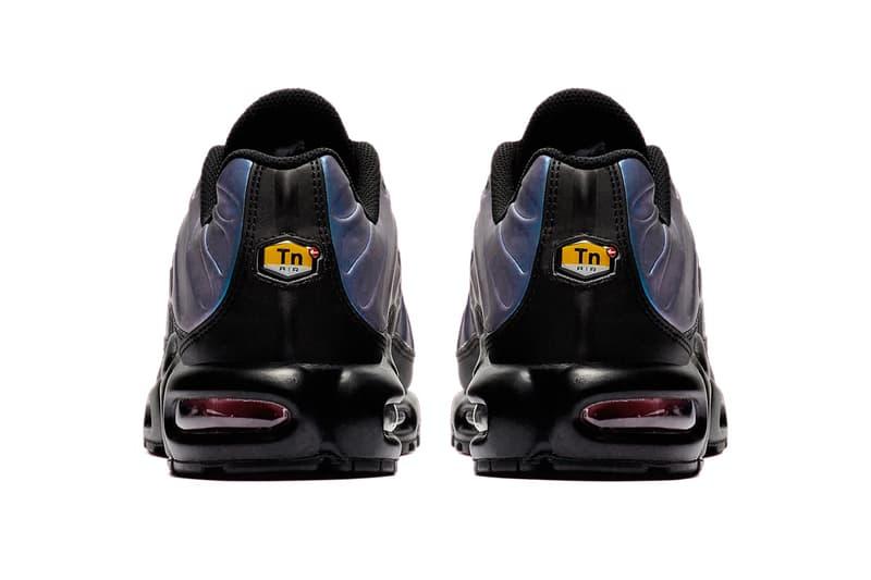 Nike Air Max Plus Laser Fuchsia Release Blue Purple Black Laser Regency