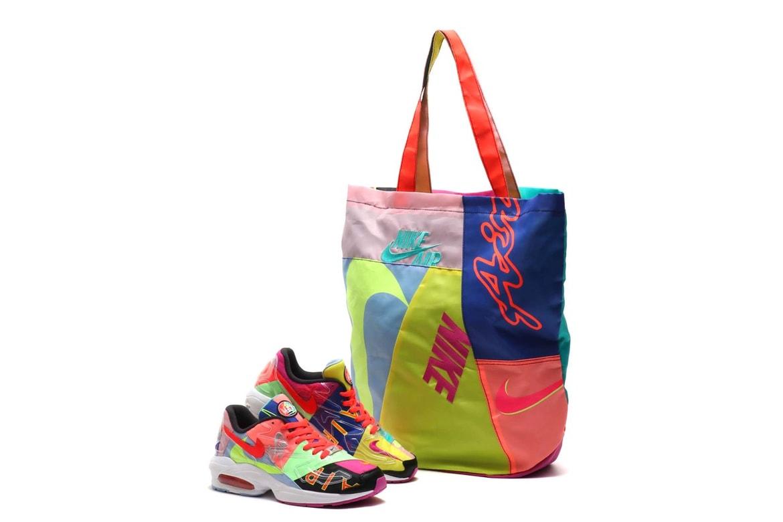 negocio Camarada plato  Atmos x Nike Air Max2 Release Date & Apparel Capsule | HYPEBEAST