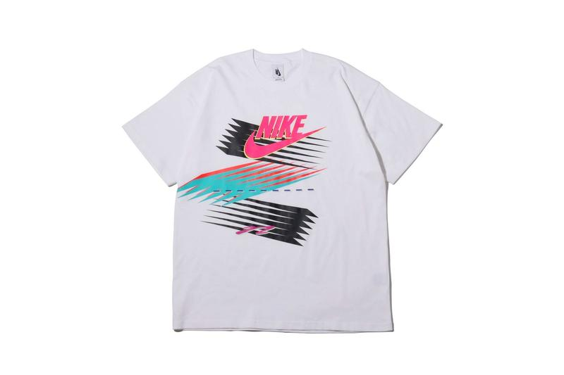 Atmos x Nike Air Max2 Apparel Collection Cop Purchase Buy Jackets Jogging Bottoms Nylon Trackpants Tracktops Caps T-Shirts Sweatshirts Tote Bag