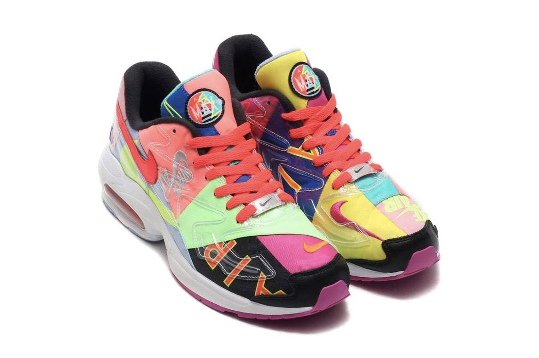 sports shoes 18e4b 0078e Atmos x Nike Air Max2 Release Date   Apparel Capsule   HYPEBEAST