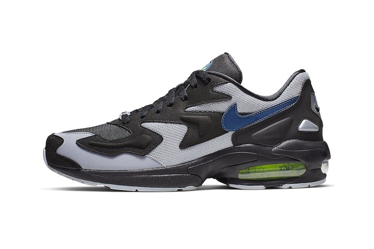 8a39171679 Nike Focuses on Darker Tones With the Air Max2 Light