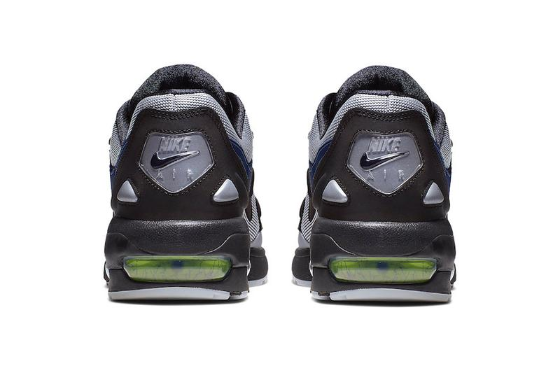 Nike Air Max2 Light Thunderstorm Release info Date Black Grey Blue