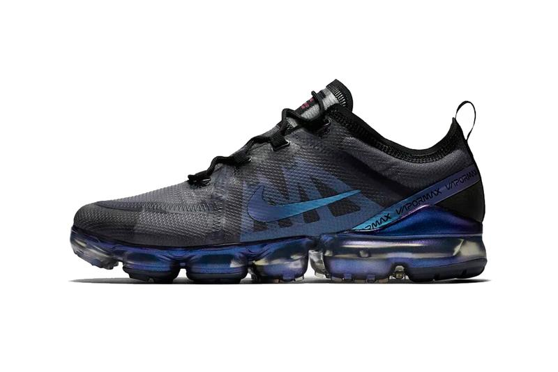 Nike Air VaporMax 2019 Adds Iridescent Details on