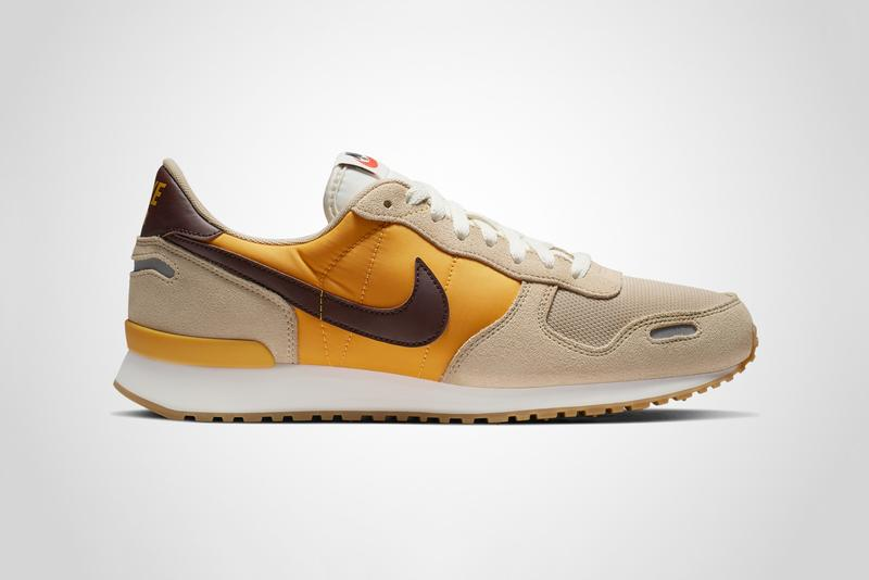 Nike Air Vortex Beige Yellow Release Info