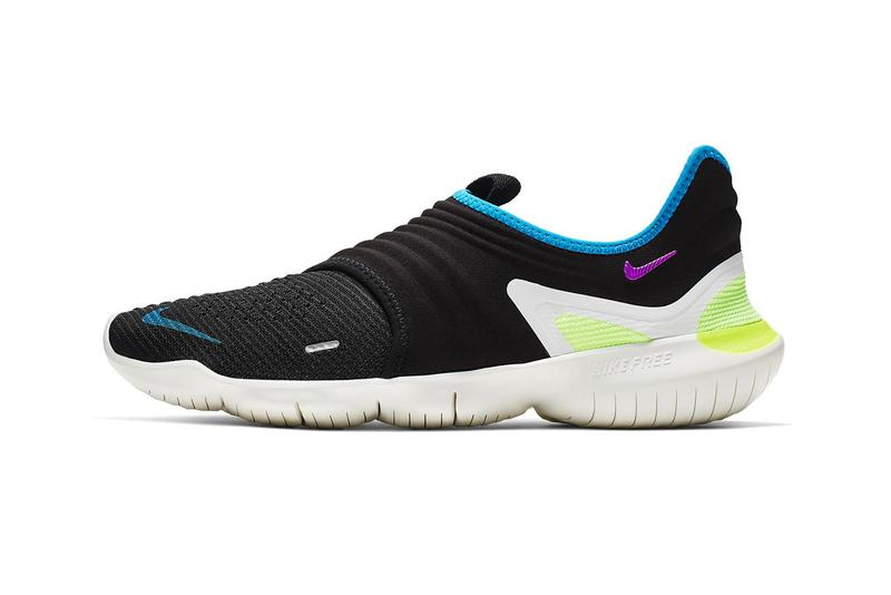 Nike Continues Its Free Run Collection With the New 5.0 and 3.0