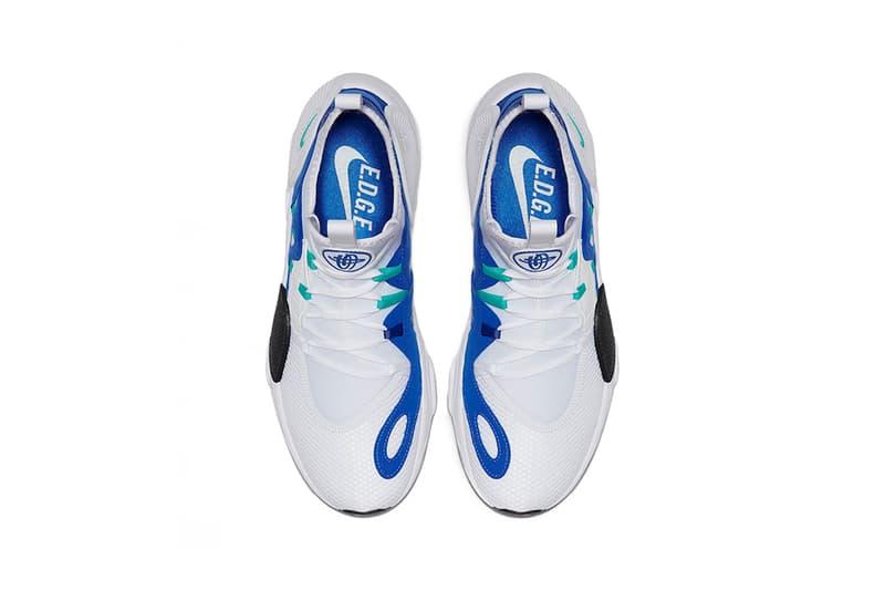 nike huarache edge txt hyper jade game royal white 2019 footwear nike sportswear