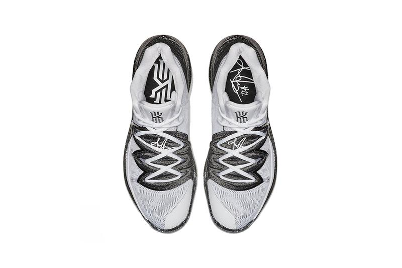 nike kyrie 5 oreo release date 2019 march footwear nike basketball kyrie irving
