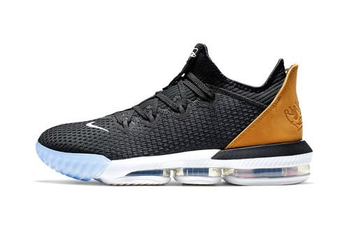 """UPDATE: Nike's LeBron 16 Low """"Black/Multicolor-White"""" Receives a Release Date"""