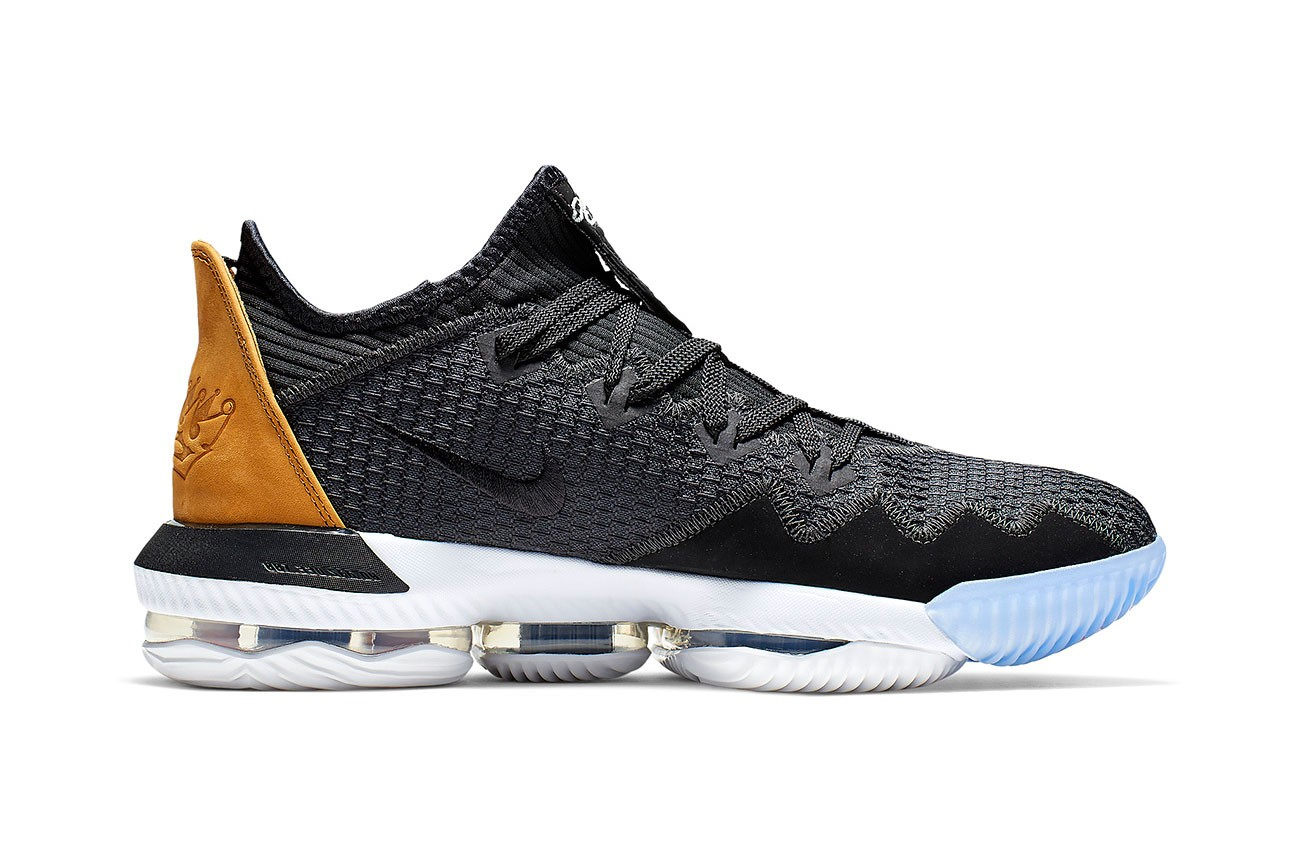 Nike's LeBron 16 Low Gets Release Date