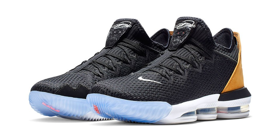 new arrival 8ade8 4962c Nike s LeBron 16 Low Gets Release Date   HYPEBEAST