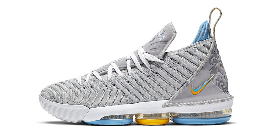 the latest 310cb 292d3 Nike LeBron 16 Gets