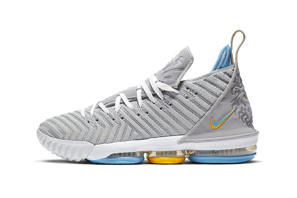 Nike LeBron 16 Gets \