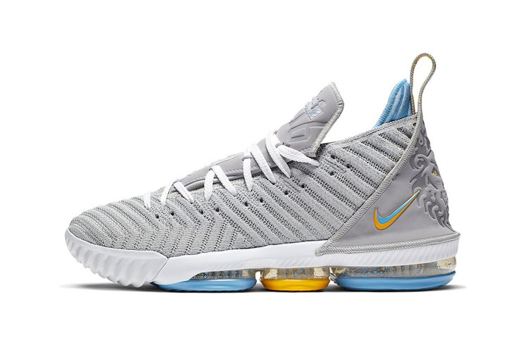 8b5c7f01d598 Nike LeBron 16 Is Dunked in Heritage MPLS-Inspired Colorway