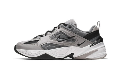 "Nike's M2K Tekno Receives a Polished ""Cool Grey"" Makeover"
