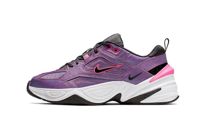 nike m2k tekno laser fuchsia 2019 footwear nike sportswear