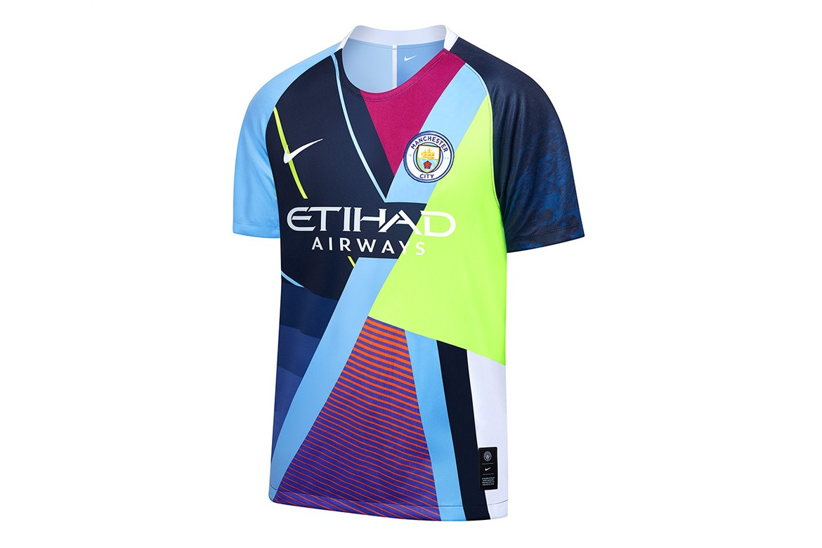 best authentic a5914 9279d Nike & Manchester City Launch Special Edition Jersey | HYPEBEAST