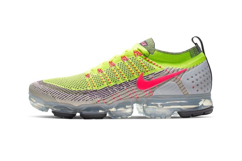 dec41752b533e Nike Random Vapormax Flyknit 2.0 Random release Colorway