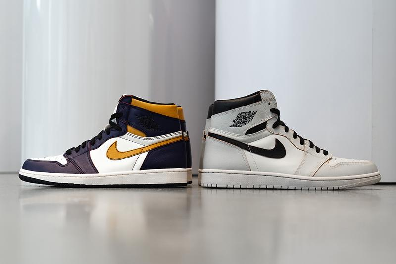 fc518c7e1df17 nike sb air jordan 1 retro high og closer look 2019 march footwear court  purple black