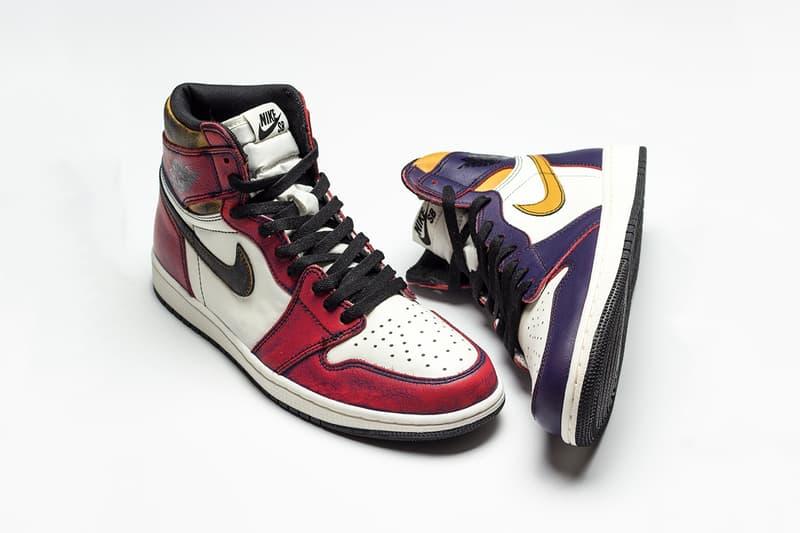 nike sb air jordan 1 retro high og court purple university gold chicago 2019 may footwear jordan brand