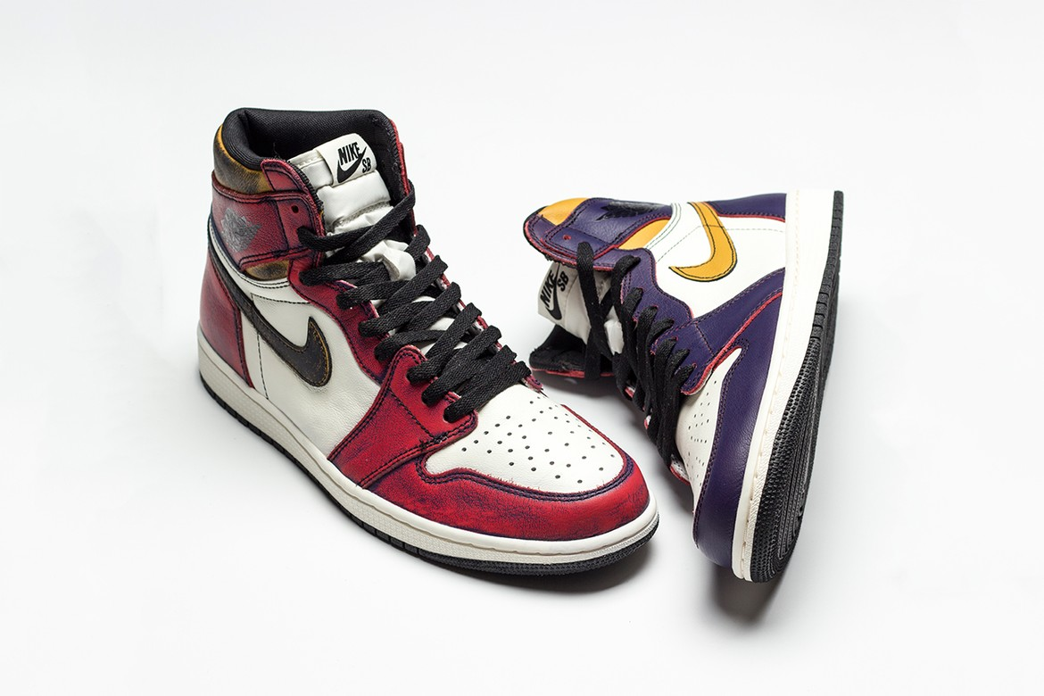 lowest price 382e1 06a92 Nike SB x Air Jordan 1