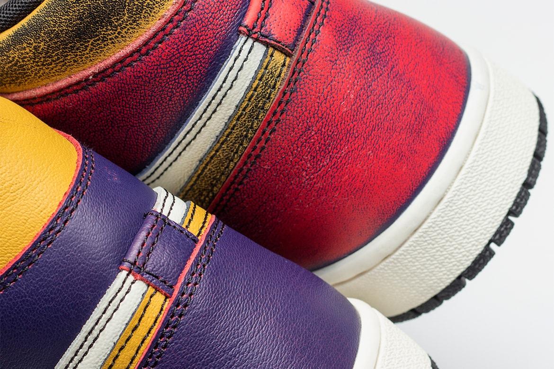 Hablar en voz alta medida oficial  Nike SB x Air Jordan 1
