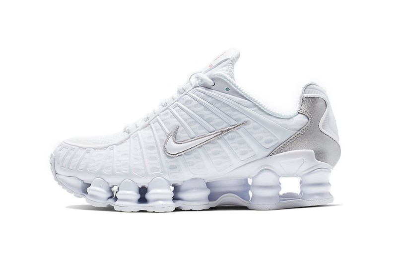 14575ed2c7125 Nike Shox TL Early Release Colorways to Include Clean White Edition
