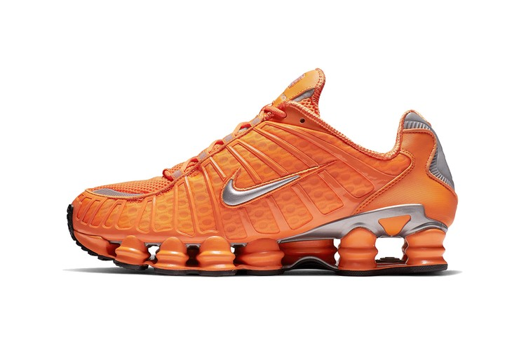7c8e6569f5af The Nike Shox TL Bounces Back in