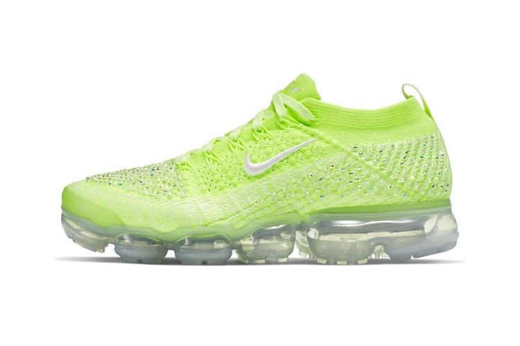 Nike Joins Swarovski® Again for a Crystal-Encrusted Vapormax 2.0 b9580a2d3