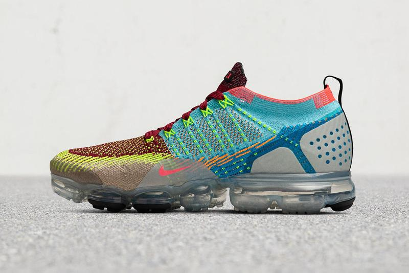 Nike Vapormax 2 Random Collection Sneakers Kicks Trainers Footwear Cop Purchase Buy Sustainability Info Release Date Details