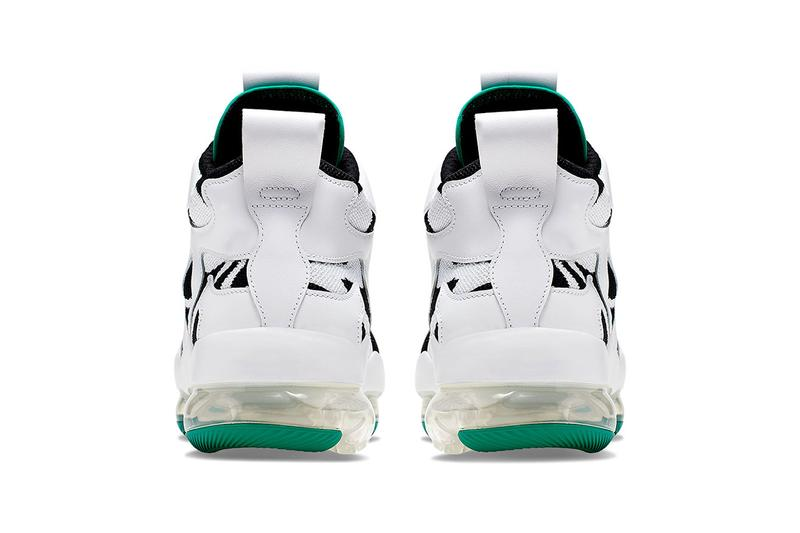 nike vapormax gliese white green colorway release