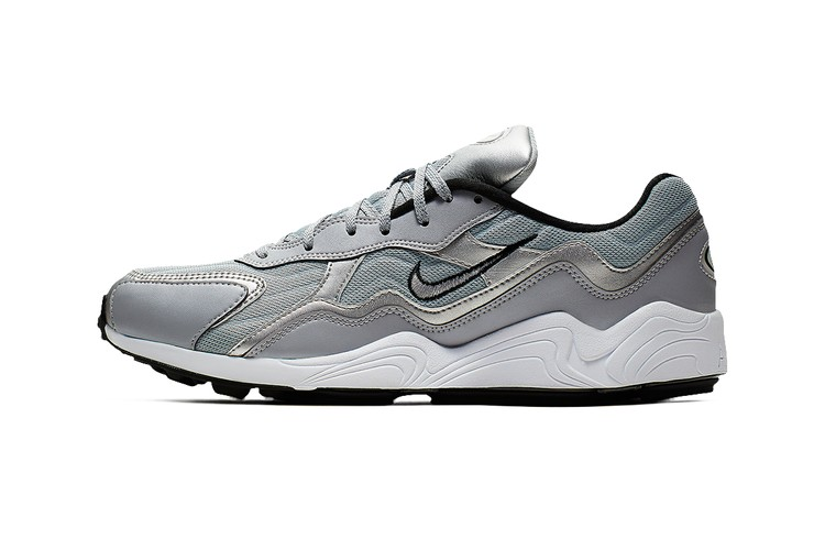 huge discount 77613 229f7 The Nike Zoom Alpha Receives a Shimmering Metallic-Silver Colorway