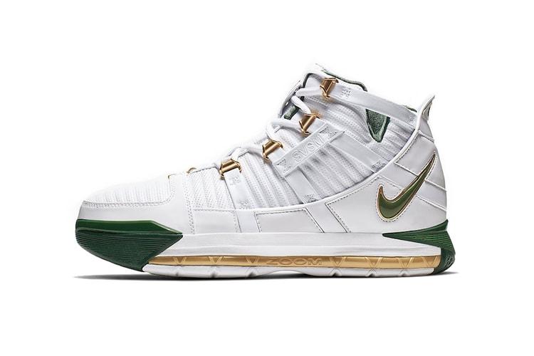 7af2b567ae7 Nike Zoom LeBron 3 Finally Releasing in