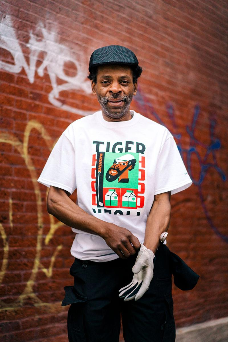 NOAH NY for Tiger Hood Limited Edition T-Shirts screening new york nico nicolas heller print graphic drop release date info march 12 2 2019 neighborhood golf association documentary film