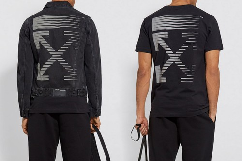 Off-White™ Delivers Exclusive Reflective Logo Capsule for Harrods