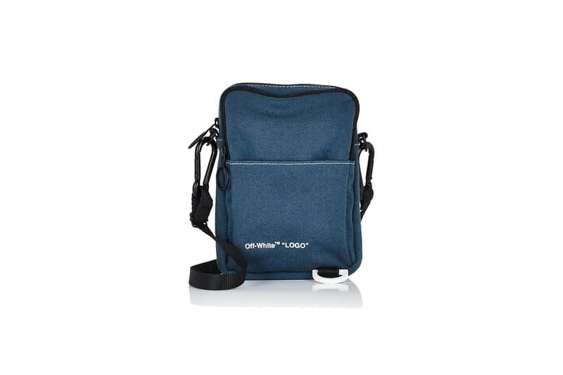 Off-White™ Denim Camera Bag Hip bag where to buy 2019 price