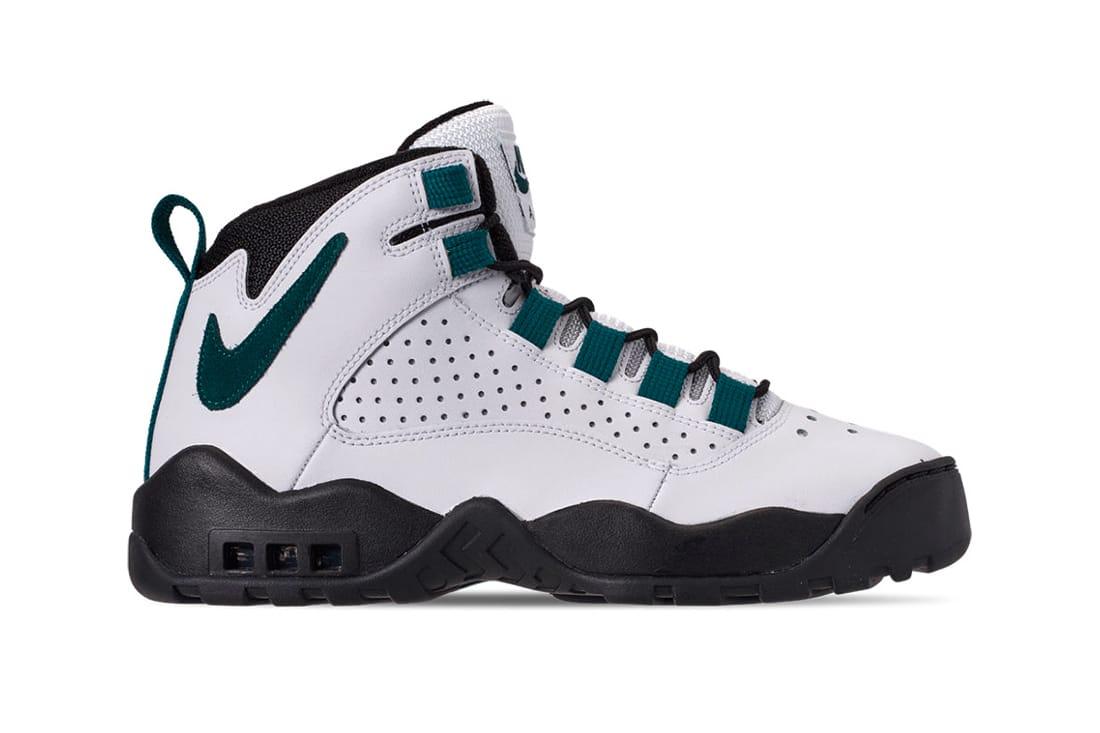 Nike Air Darwin Teal/White/Black