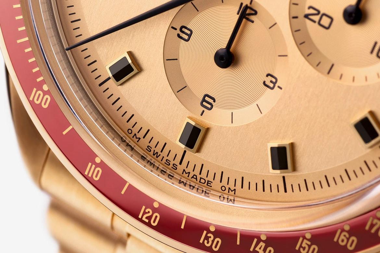 OMEGA Speedmaster Apollo 11 50th Anniversary Watch | HYPEBEAST