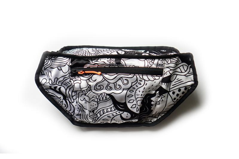 Portray Lab Orbit Gear Diversity Project Collaboration Collection Hip Bag