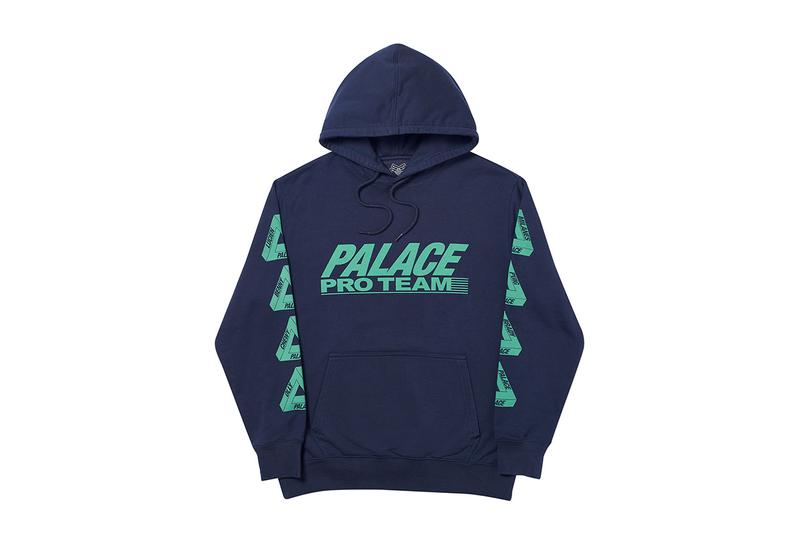Palace Spring 2019 March 22 Every Piece Release Latest Buy Cop Online Drop Heat Reactive Jacket T-shirt Cap Bucket Hat Bags T-shirts Graphics