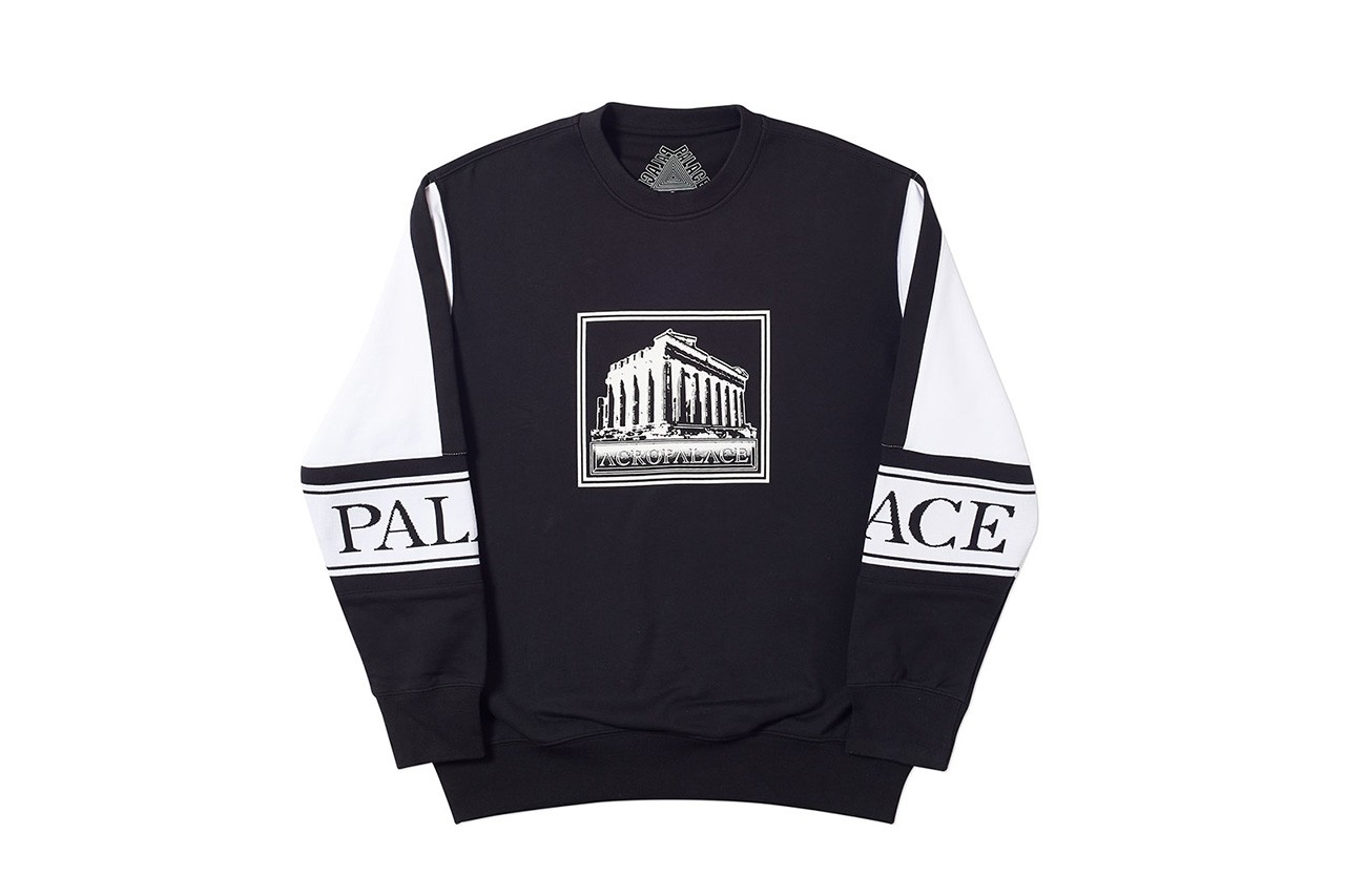 Supreme Palace Spring Summer 2019 Drop List Week 5 6 Palace fragment design Moncler Design Mitchell & Ness Bleacher Report NBA Travis Scott Houston Rockets INDVLST LAB Mobile Suit Gundam Uniqlo UT Umbro nhoolywood The North Face