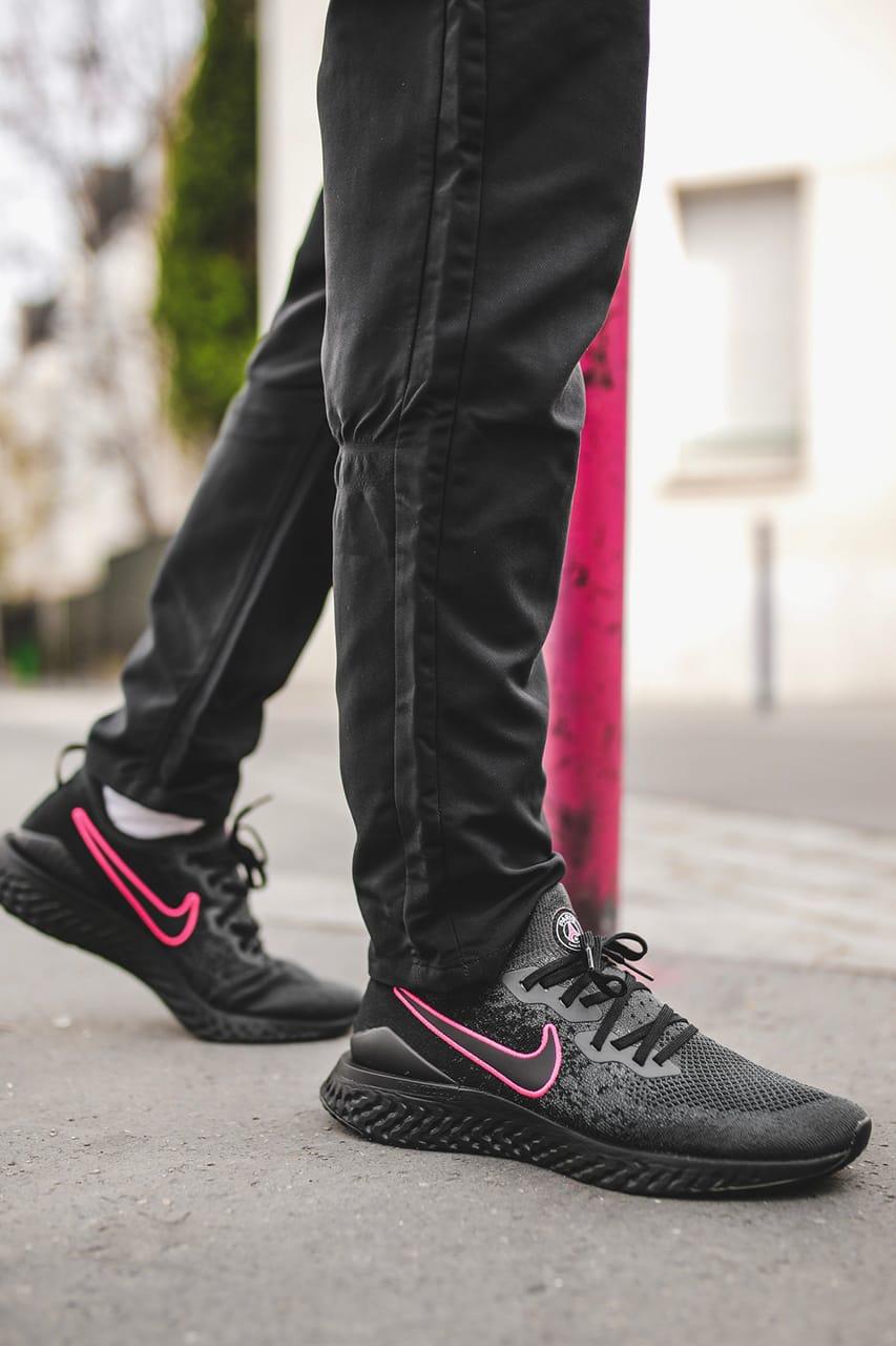 Paris Saint-Germain x Nike Epic React