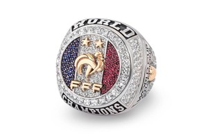 Paul Pogba Gifts France Teammates 2018 World Cup Championship Rings